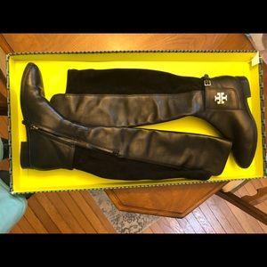 Tory Burch Wyatt OTK boots